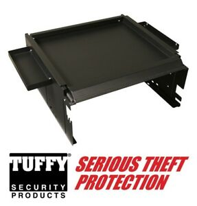 Tuffy Products Security Deck Enclosure for 1987-2006 Jeep Wrangler YJ TJ LJ
