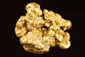 FANTASTIC NATURAL YUKON GOLD NUGGET CRYSTAL - gold nuggets - gold bullion