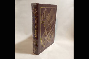 Easton Press - Pacific Edge - Kim Stanley Robinson Sealed & SIGNED 1ST Edition