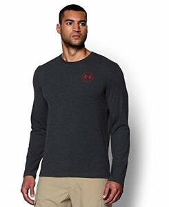 Under Armour Men's WWP Freedom Flag Long Sleeve T-Shirt