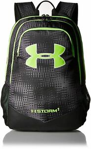 Boys Under Armour Storm Scrimmage Backpack Graphite 041 One Size