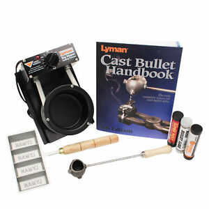 Lyman Firearm Reloading 2800375 Big Dipper - Bullet Molds - Casting Kit (115V)
