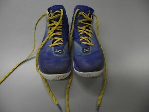Under Armour Stephen Curry 2.5 Boys High Top  Basketball Shoes size 7Y