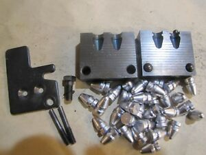 RCBS 9-115-RN Double Cavity Bullet Mold Lead Bullet Casting Mould