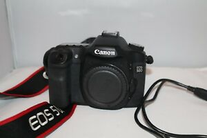 Canon EOS 50D 15.1MP Digital SLR Camera - Black