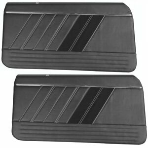 Sport R Door Panels - Custom Made for 1968 Camaro by TMI - Made in the USA