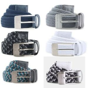 NEW Under Armour Braided Belt - ALL SIZESCOLOURS
