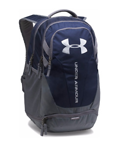 Under Armour UA Hustle 3.0 Backpack - Midnight Navy Graphite - (1294720 410)