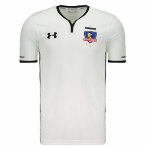 Colo Colo Chile Home Soccer Football Jersey Shirt - 2018 Under Armour