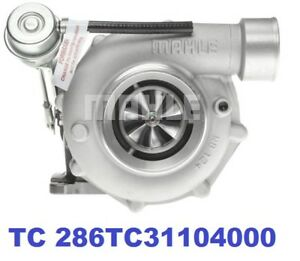 MAHLE Turbo 286 TC 31104 000 fit Cummins 6 CT HX40W 6 Bolt design 8.3L 4044187