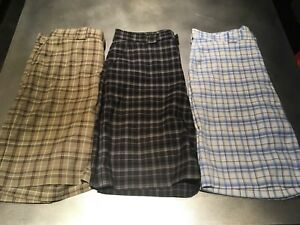 Under Armour Polo and Shorts Golf Lot Size Large and Medium