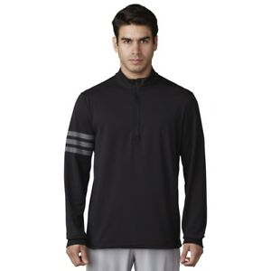 Adidas Golf Competition 14 Zip Pullover Layering Top - Pick Color