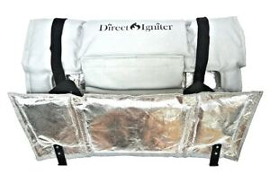 INSULATED THERMAL BLANKET COVER FOR TRAEGER BY DIRECT IGNITER FITS 075 PRO 34 $89.99