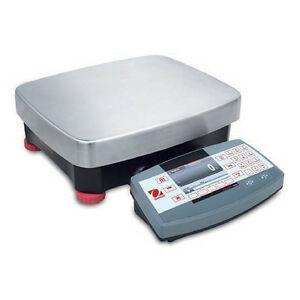 OHAUS R71MHD15 Ranger 7000 Compact Bench Scale 15000 ??? 0.1 g Capacity