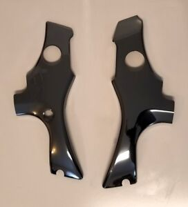 Suzuki Frame Cover black Metal Right And Left Hayabusa 2008 2009 99000 99013 K67 $299.95