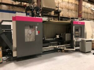 Stama MC 534 - 5 Axis CNC Vertical Machining Center - 2008 VERY LOW HOURS