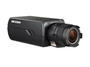 Hikvision DS-2CD6026FHWD-A3 2MP1080p Box CamDarkFighter3.8-16mmH264WDRABF