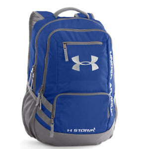 Under Armour UA Storm Hustle II [1263964-400] Backpack BlueBlack