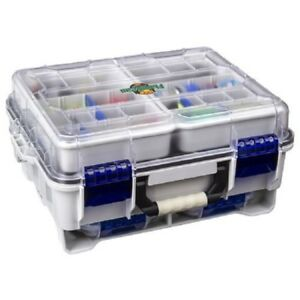 Flambeau Satchel Tackle Box Fishing Fish Plano Bait Lure Lures Full Large Loaded