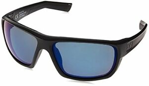 Under Armour UA Launch Polarized Wrap Sunglasses UA Launch Satin...