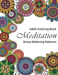 Mandala Coloring Book: Coloring Books for Adults : Stress Relieving Patterns ...