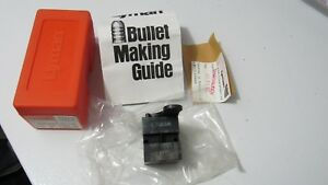 NEW NIB LYMAN DOUBLE 2 CAVITY bullet mold MOULD 44 CAL S&W SWC  255GR GC 429244
