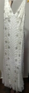 Beaded WeddingFormal Dress