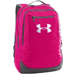 Hustle Backpack - Pink - Computers & Accessories (Under Armour)