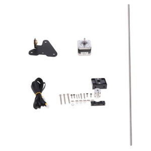 CR-10 Upgrade Z Axis Dual Lead Screws Filament Motor & Wires for 3D Printer