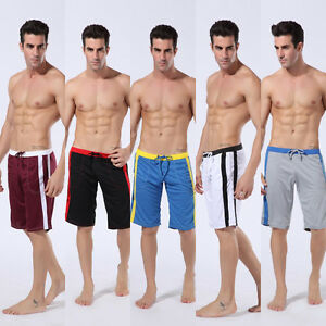 Mens Underwear Sport Running Pants Middle Shorts Low rise Light Yoga 5color S~XL