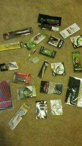 Bass fishing lures lot