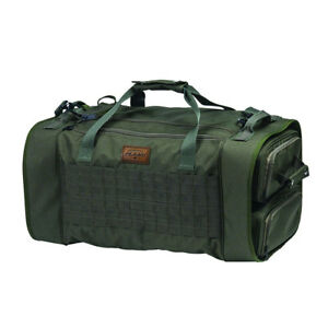 Plano Fishing 414200 A-Series Tackle Duffel Bag Green Holds 14 StowAway Boxes