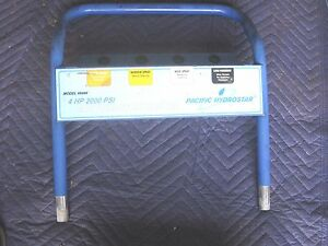 Harbor Freight PACIFIC HYDROSTAR Pressure Washer 98444 Handle Assembly