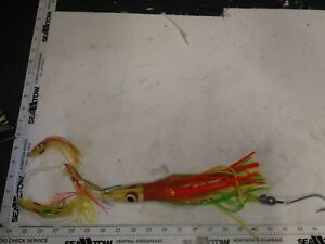 Seven strand offshore Rigged Daisy Chain Offshore  lure