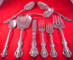 Oneida Michelangelo Stainless Flatware Your Choice