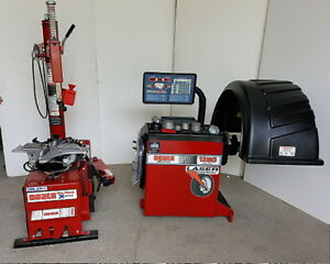 Remanufactured COATS® 50X-AH-1 & 1250 2D Tire Balancer Combo with Warranty
