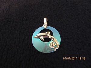 Dolphin Handcrafted Designer Pendant