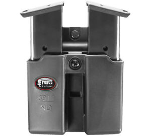 FOBUS DOUBLE MAGAZINE POUCH 6911NDBH