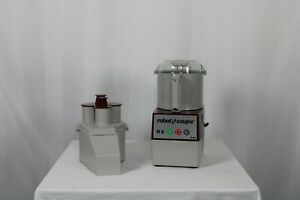 *Ding & Dent* Robot Coupe R2N Combination Vegetable Prep & Vertical Cutter-Mixer