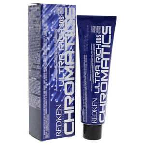 Redken Ultra Rich Chromatics ODS2+ Permanent Hair Color 2oz- Choose any Shade
