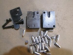 Ideal 225415 Single Cavity Bullet Mold Lead Bullet Casting Mould