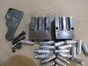 Ideal 31141 311041 Double Cavity Bullet Mold Lead Bullet Casting Mould
