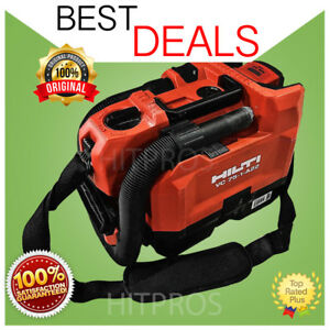 HILTI VC 75 1 A22 VACUUM CLEANER, 2 BATTERIES, FAST SHIPPING