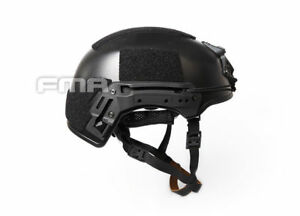 High Quality Hunting Tactical EX Ballistic Helmet ABS For Airsoft Paintball BK