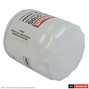 Engine Oil Filter MOTORCRAFT FL-910-SB12