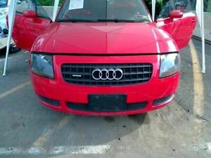 Front Clip Coupe 4 Cylinder Xenon HID Headlamps Fits 00-06 AUDI TT 106569