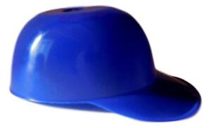 15 Royal Blue Small Baseball Hats for Party Favors Made in America Food Safe