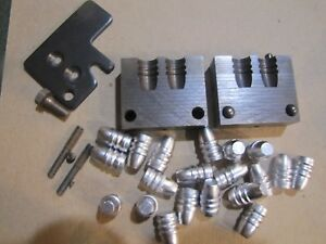 44 240 SWC RCBS Double Cavity Gas Check Bullet Mold Lead Bullet Casting Mould