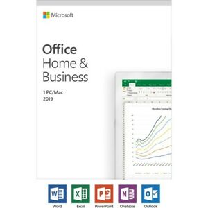 Microsoft Office Home and Business 2019 (PCMac)