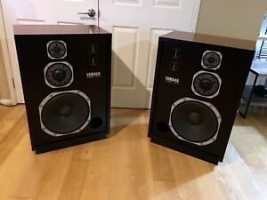 Yamaha NS FX3 speakers...Something special
